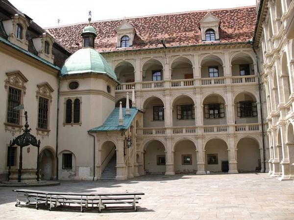 Ландхауз (Landeszeughaus)