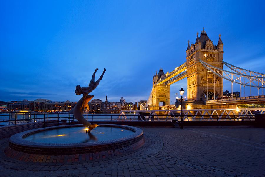 Лондон славиться своими