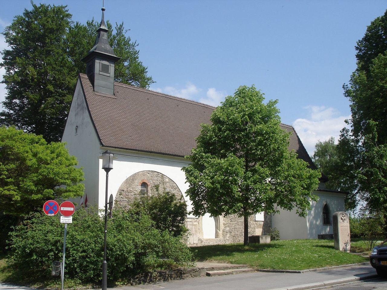 Церковь Святого Мартина