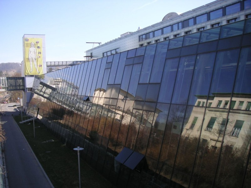 Грацский Медицинский университет (Medizinische Universität Graz)