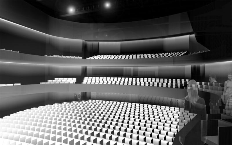 Музыкальный театр (Musiktheater)