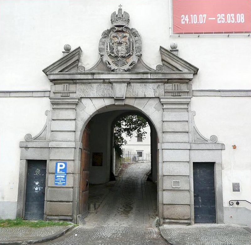 Ворота Рудольфа — Рудольфтор (Rudolfstor)