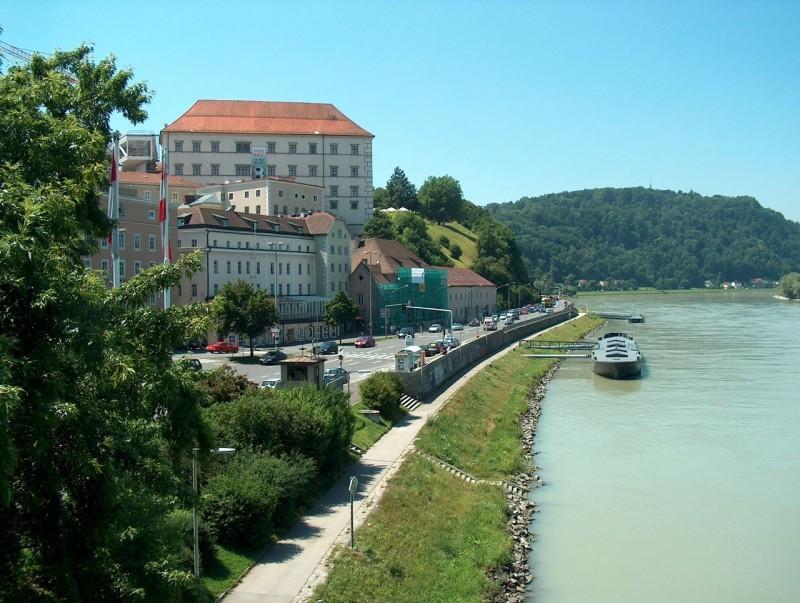 Замок Линца (Linzer Schloss)