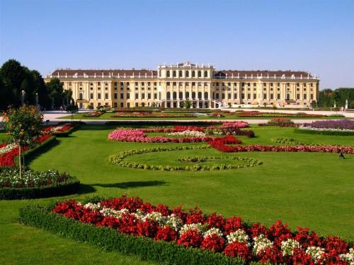 Дворец Шёнбрунн (Schoenbrunn Palace)
