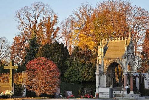 Кладбище (Zentraltriedhof)