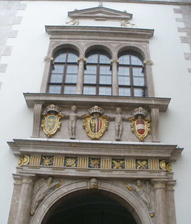 Замок Ландхаус (Linzer Landhaus)