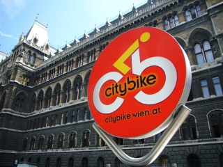 Вена на велосипеде с Citybike Card
