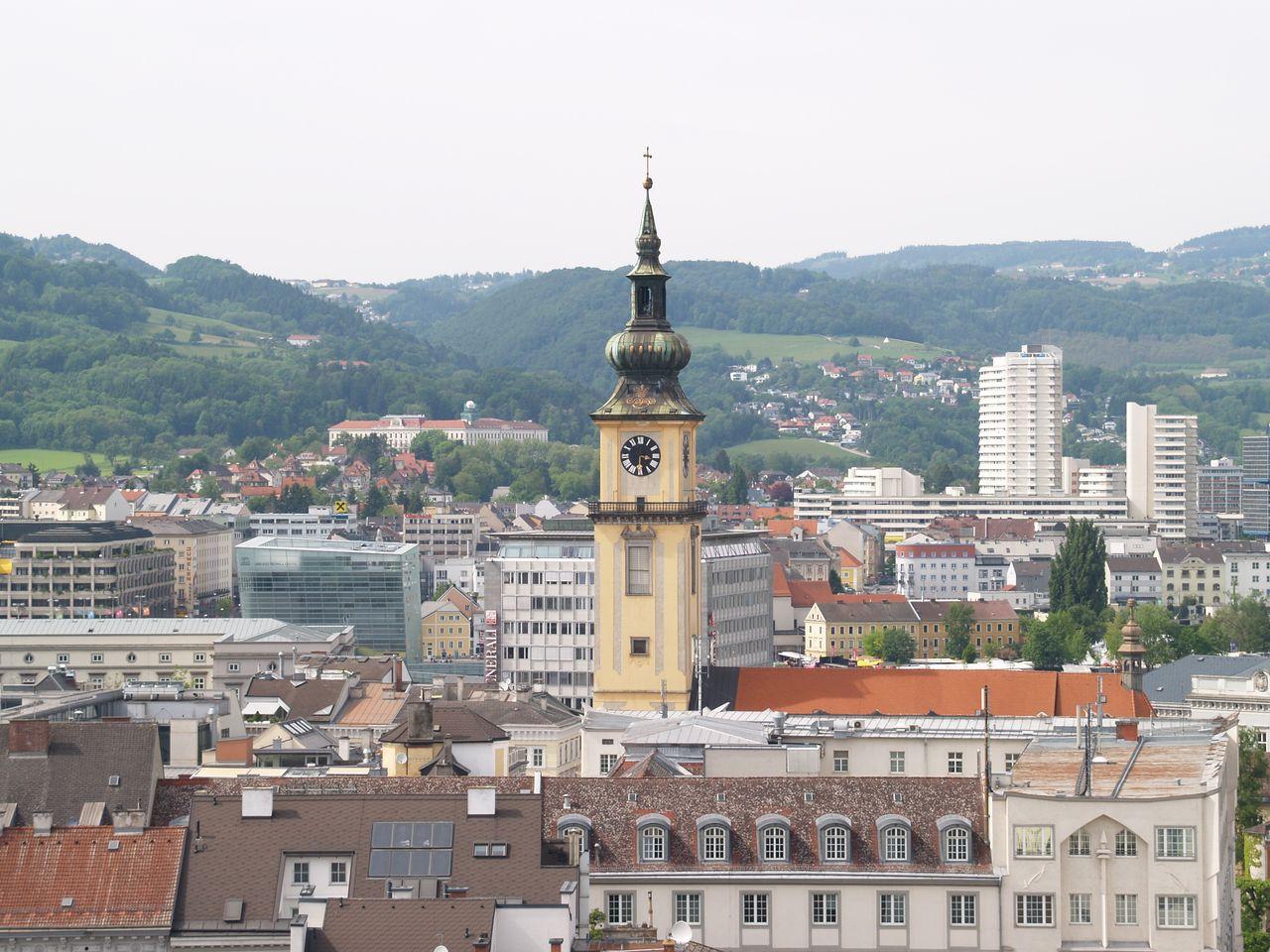 Приходская церковь Св. Марии (Линц)