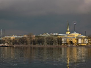 Достопримечательности Санкт-Петербурга. Адмиралтейство.