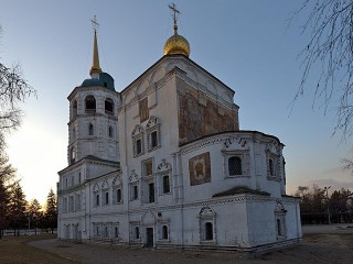 Древние храмы Иркутска