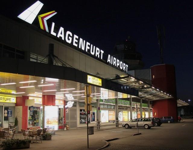 Аэропорт Клагенфурта (Alpe-Adria-Flughafen)