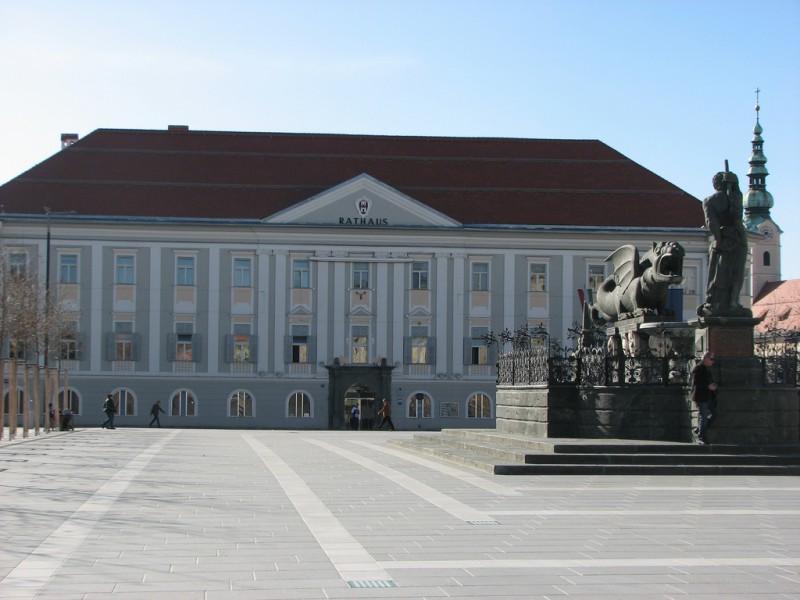 Ратуша (Neues Rathaus)