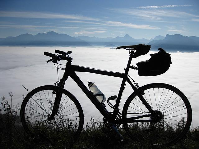 Зальцбург на велосипеде