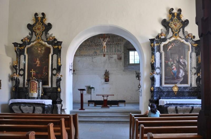 Часовня Святого Мартина