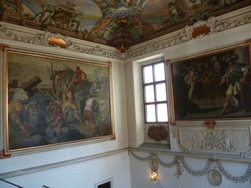 Дворец Аттемс в Граце (Palais Attems)