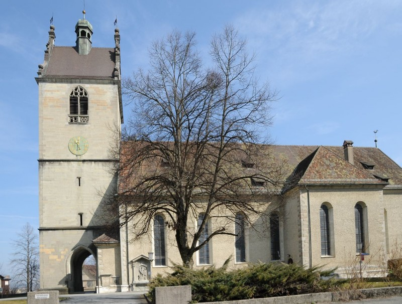 Церковь св. Галлуса в Брегенце