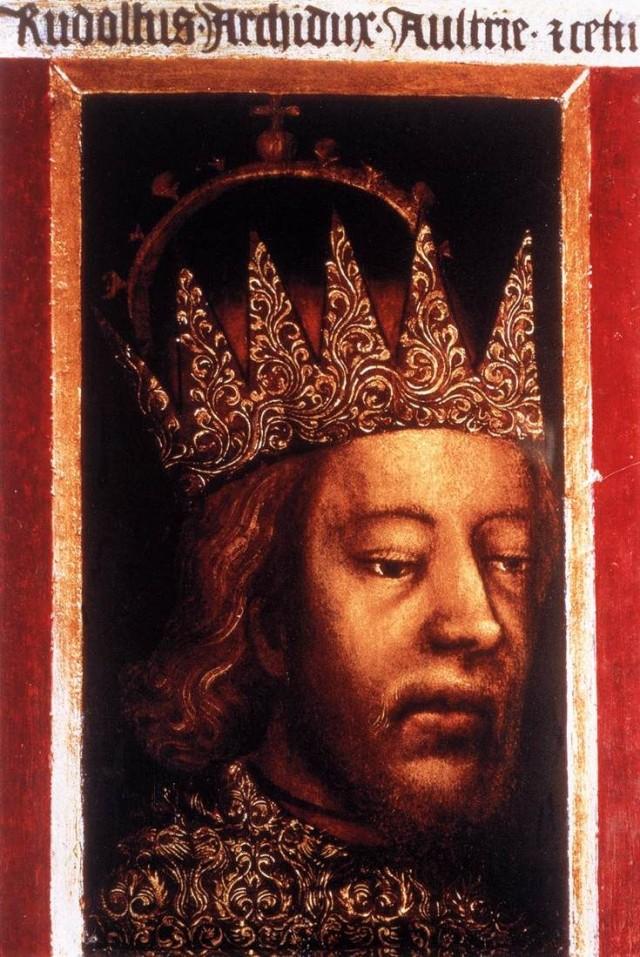 Портрет герцога Рудольфа IV
