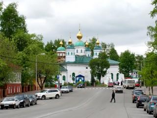Памятники Череповца