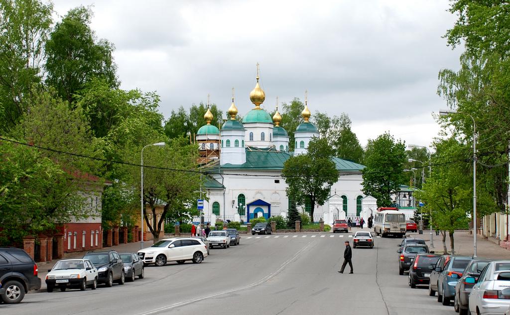 Города России Список городов