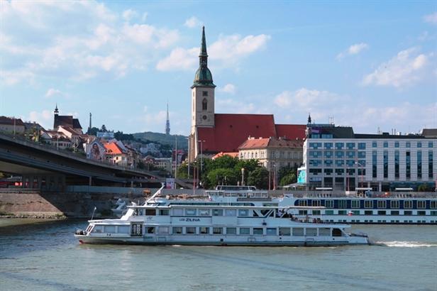 На москве по Дунаю