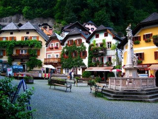 Соленые копи Австрии — большое путешествие в глубь истории