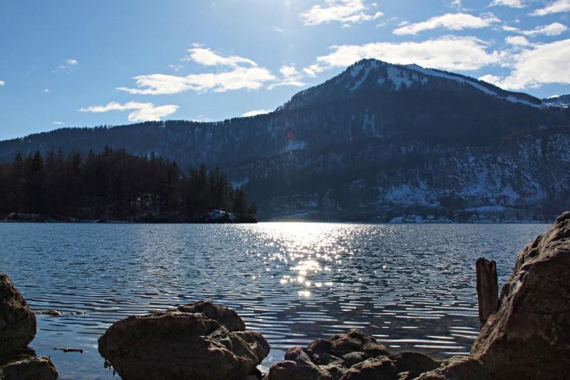 озеро Вольфгангзее (Wolfgangsee)