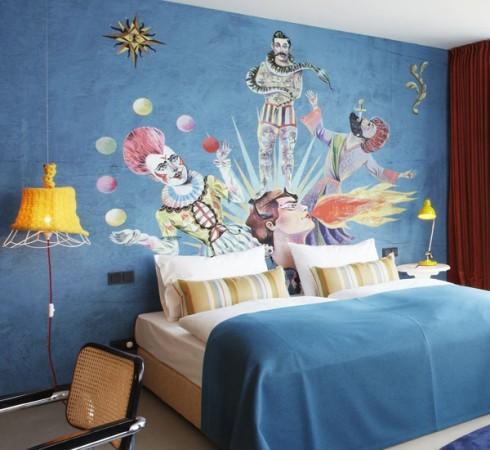 Вена 25Hours hotel