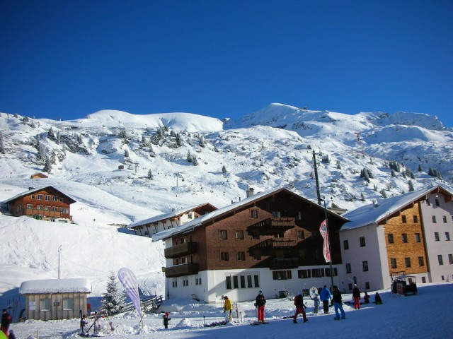Цюрс (Zürs Am Arlberg)