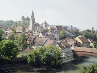 Баден — бальнеологический курорт Австрии