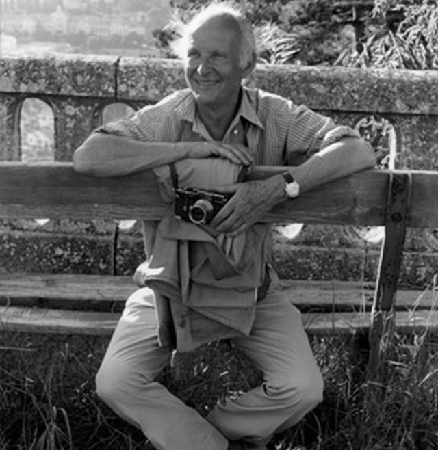 Фотограф XX века Анри Картье-Брессон (Henri Cartier-Bresson)
