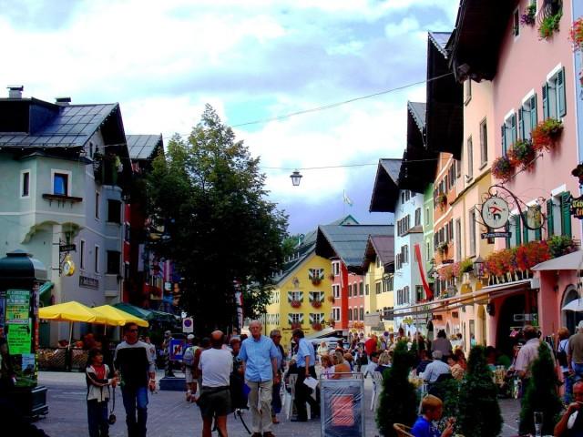 Китцбюэль (Kitzbühel)