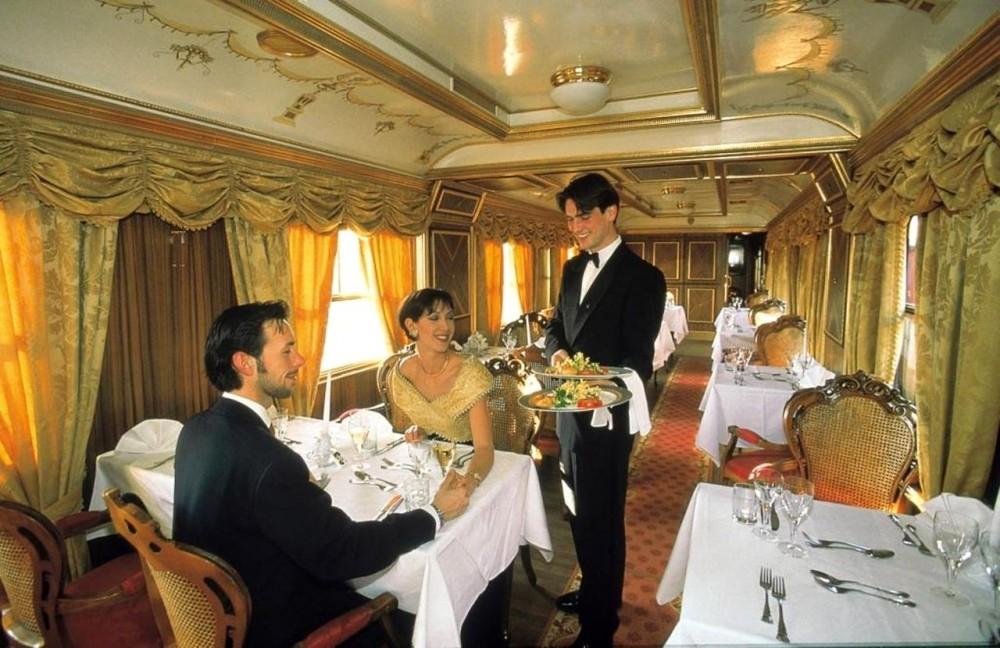 """Поезд императора Франца Иосифа - """"Majestic Imperator»"""