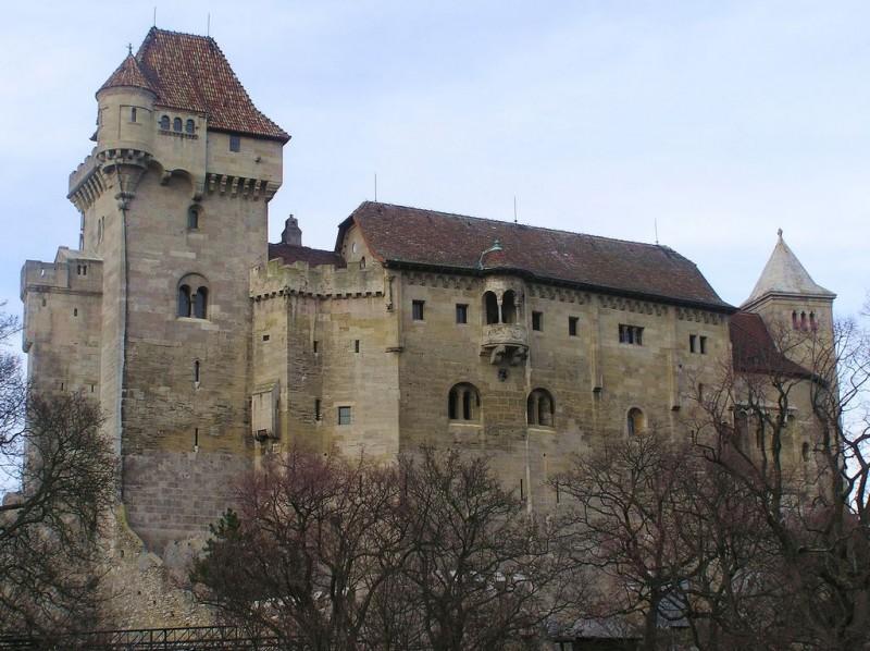 Замок семьи Лихтенштейнов