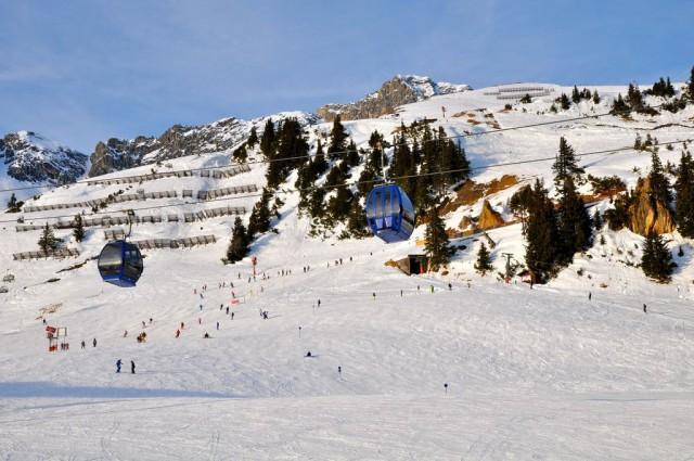 Горнолыжный курорт Санкт Антон ам Арльберг (Sankt Anton am Arlberg)