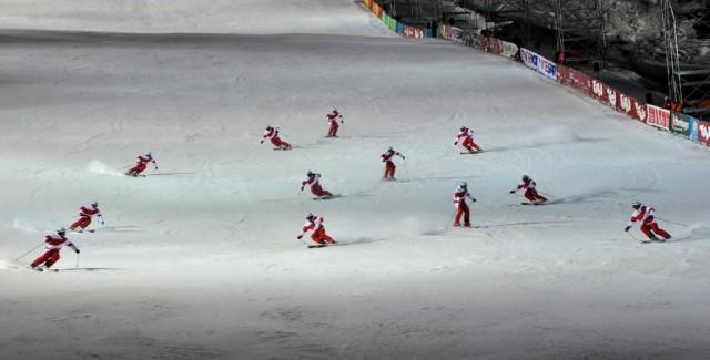 В спортивном центре - Санкт-Антоне (St. Anton am Arlberg)