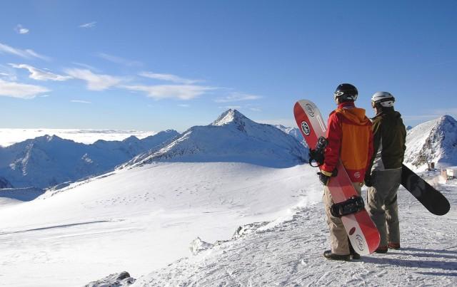 Долины Штубайталь приглашает на зимний сезон 2012 2