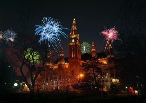 Вена готовится встретить Новый год