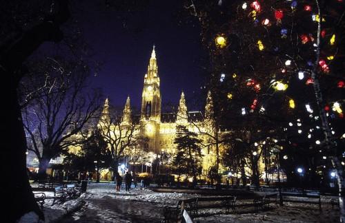 Вена готовится к встрече 2012 года