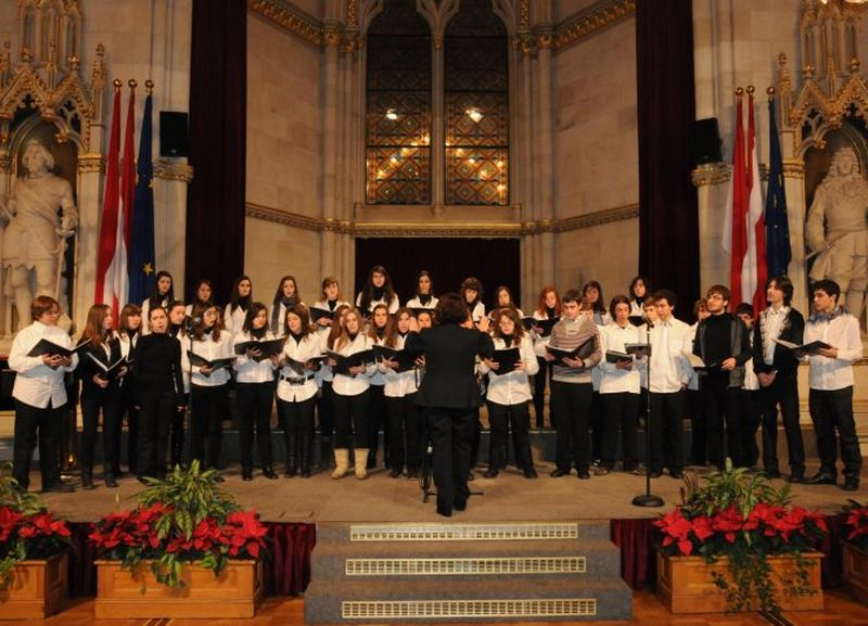Адвентские концерты в Соборе святого Стефана
