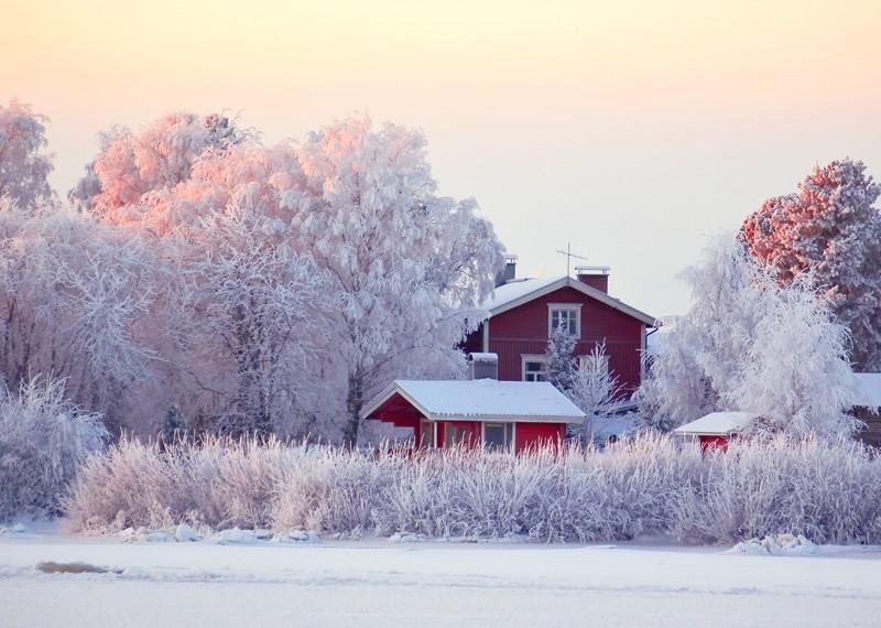 В Финляндию, в гости к Санта Клаусу!