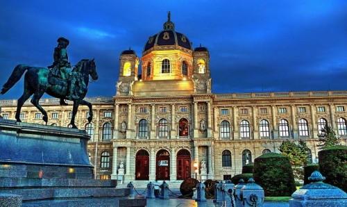 Художественно-исторический музей (Kunsthistorisches Museum)
