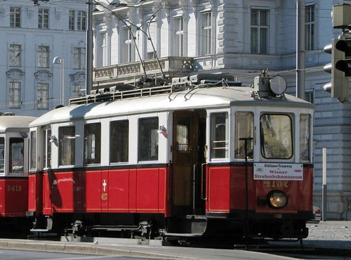 Ресторан на колесах в австрийской столице