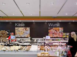 Стоимость товаров в Австрии