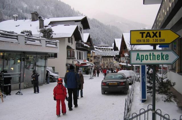 Майрхофен (Mayrhofen)