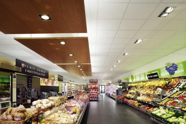 Австрийский продуктовый магазин
