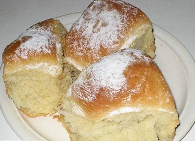 Пирожок-бухтель