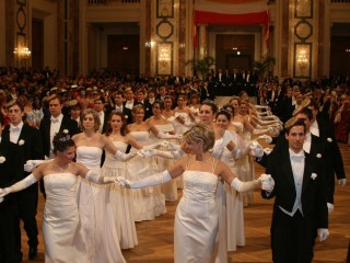 Танцуют все! Сезон балов на Вене