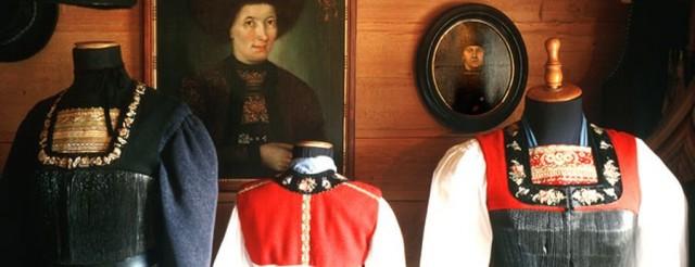 Брегенцервальд: лесная мода женщин Средневековья