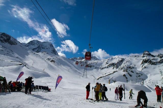 Инсбрук – горнолыжный курорт