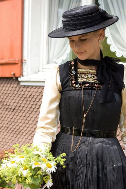 Мода лесных жительниц Брегенцервальда